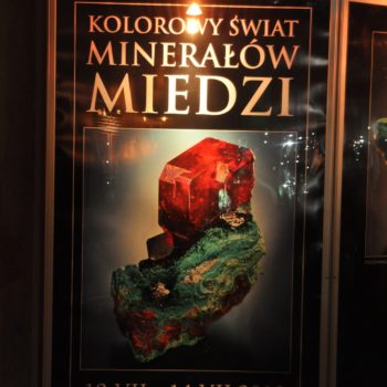Kolorowy świat minerałów miedzi, czyli XVI Lwóweckie Lato Agatowe